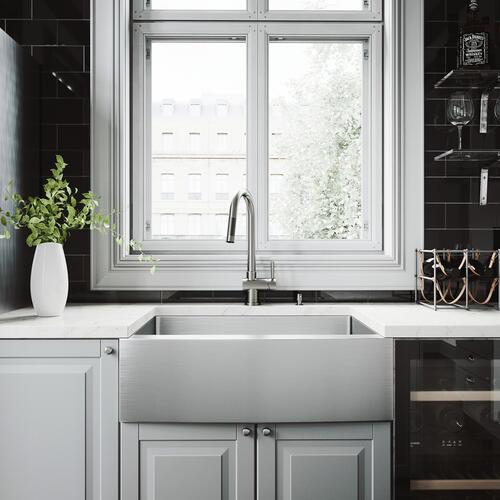 Stainless Steel Sink set