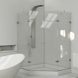 Corner Entry Amp Neo Angle Shower Doors At Menards 174
