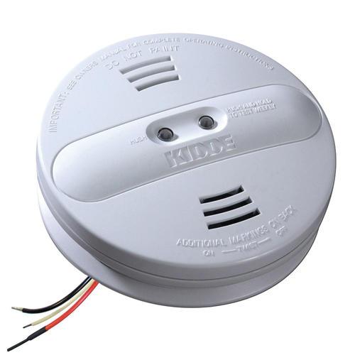 Firex Direct Wire Dual Sensor Photoelectric Smoke Alarm At Menards