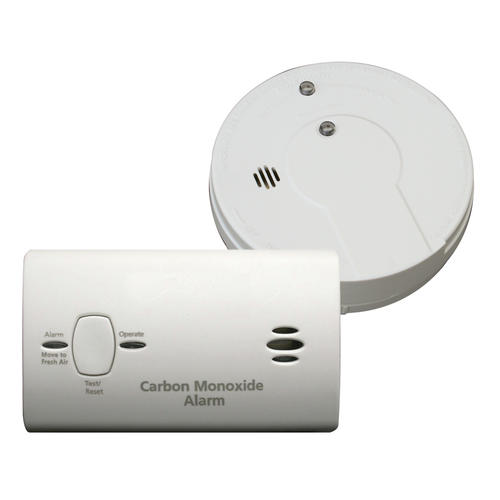 Smart Electrician Battery Powered Carbon Monoxide And Ionization