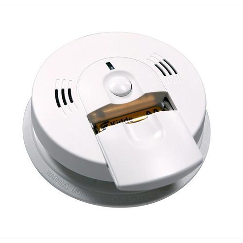 Lifesaver Battery Powered Carbon Monoxide And Ionization Smoke