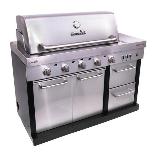 Char-Broil® Medallion Series™ Modular Outdoor Kitchen TRU ...