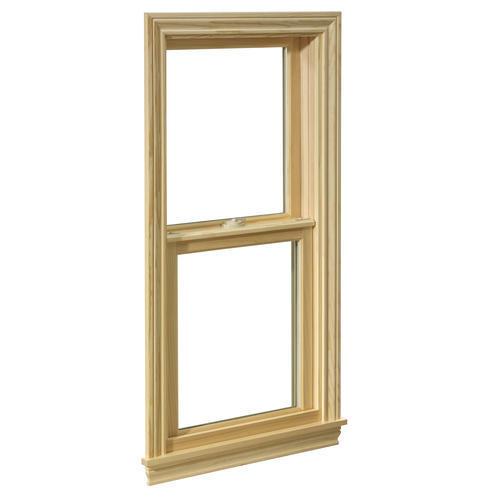 Crestline Select 500 Vinyl Clad Wood Double Hung Window
