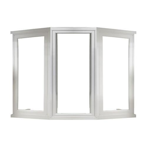 Crestline Select 250 White Vinyl Casement Windows At Menards