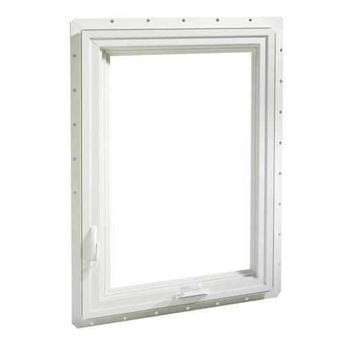 Crestline Quick Series Vinyl Casement Window White Interiorwhite