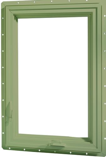 Crestline Select 350 Right Hinged Casement Window With Nailing Flange At Menards