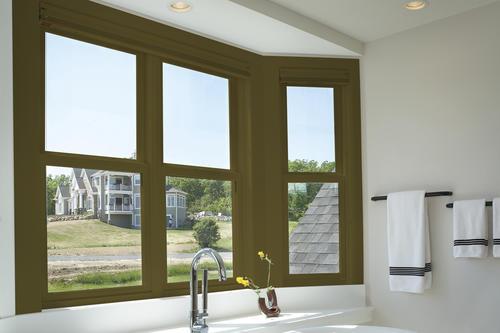 crestline windows menards sale crestline select 350 double hung window with nailing flange at menards