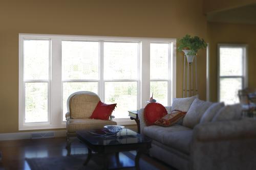 crestline windows menards glass crestline select 350 single hung window with nailing flange at menards