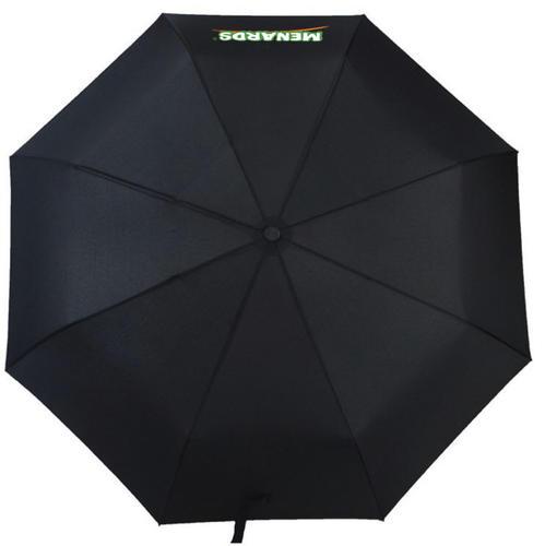 "Menards 38"" Auto Open Compact Umbrella"