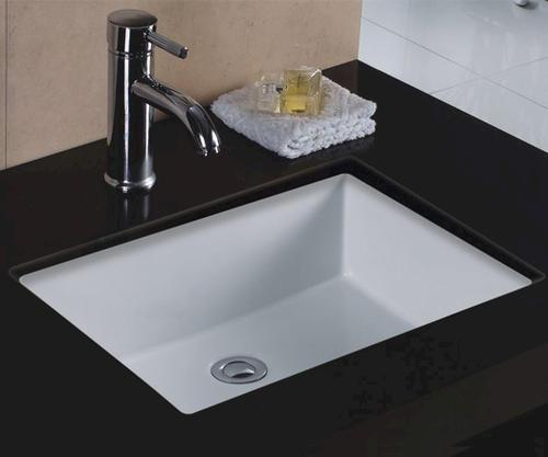 Wells Sinkware 19 1 2 W X 15 1 2 D Rectangle Undermount Bathroom Sink At Menards