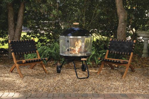 Portable Steel Fire Pit At Menards