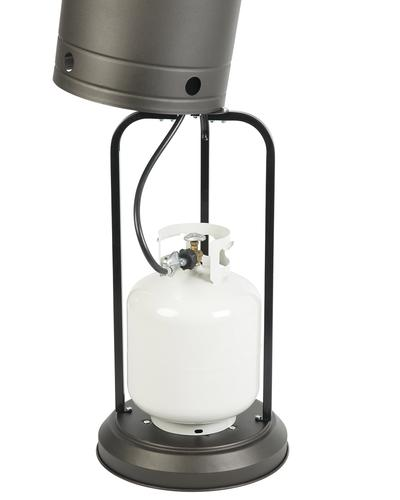 Backyard Creations 46 000 Btu Propane Outdoor Patio Heater At Menards