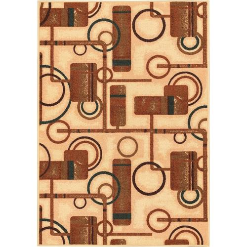 """Well Woven Kings Court Natural Area Rug 1'8"""" x 5'"""
