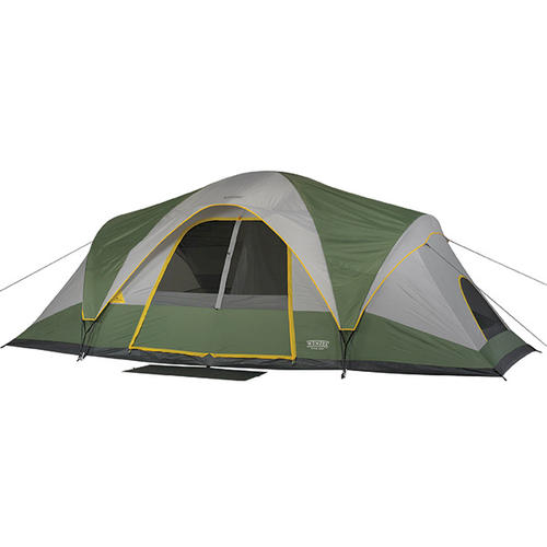sc 1 st  Menards & Wenzel® North Bend 11-Person 18u0027 x 10u0027 Cabin Tent at Menards®