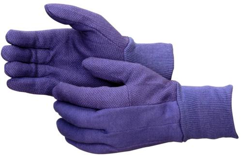 c6212830a Rugged Wear® Ladies' Jersey Gloves with Mini PVC Dots - Medium. Model  Number: RW65755WM-MED Menards ® SKU: 6601869