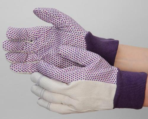 0b53b0159 Rugged Wear® Ladies' Canvas Gloves with PVC Dots - Medium. Model Number:  RW56000WM-MED Menards ® SKU: 6601843