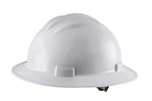 Bullard® White Hard Hat with 4-Point Ratchet Suspension at Menards® 528249f8d