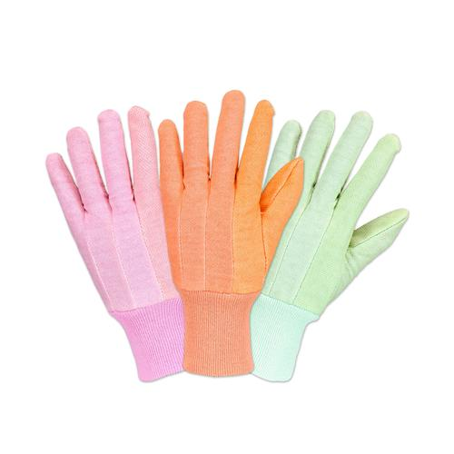 d861be7f0 Rugged Wear® Ladies' Jersey Gloves with PVC Dots - Large (3-Pairs ...