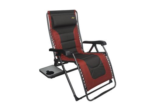 Fabulous Guidesman Padded Xl Zero Gravity Lounger Patio Chair At Evergreenethics Interior Chair Design Evergreenethicsorg