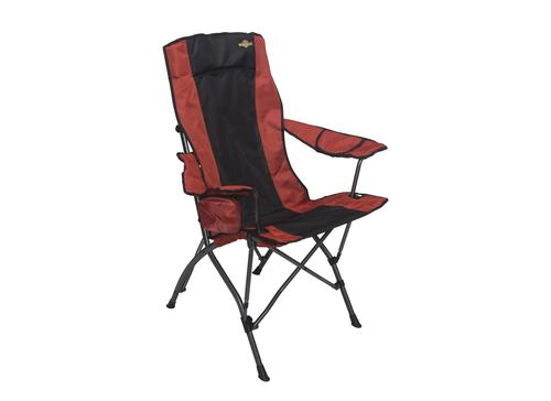Guidesman 174 High Back Folding Quad Patio Chair At Menards 174