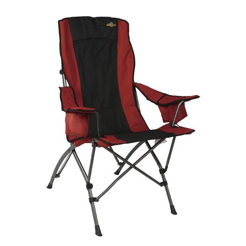 Guidesman High Back Folding Quad Chair At Menards