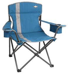 Guidesman 174 Deluxe Quad Patio Chair With Cooler Assorted