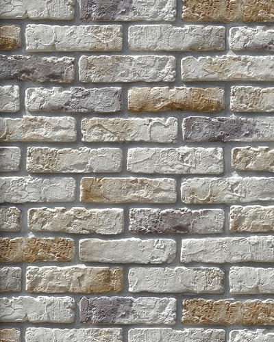 Retro Brick Manufactured Stone Veneer