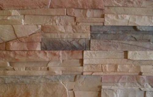 Stone Master Roma Manufactured Veneer Siding 5 Sq Ft At Menards