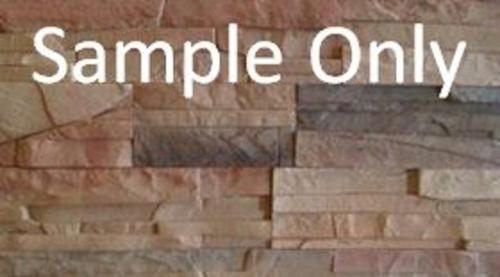 Stone Master 174 Manufactured Stone Veneer Siding Sample