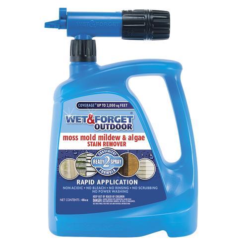 Wet & For Outdoor Cleaner Hose End 48 oz at Menards