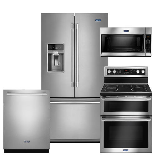Kitchen Suite: Maytag® 4-piece Kitchen Suite At Menards®