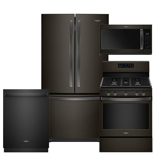 Kitchen Suite: Whirlpool® 4-piece Kitchen Suite At Menards®