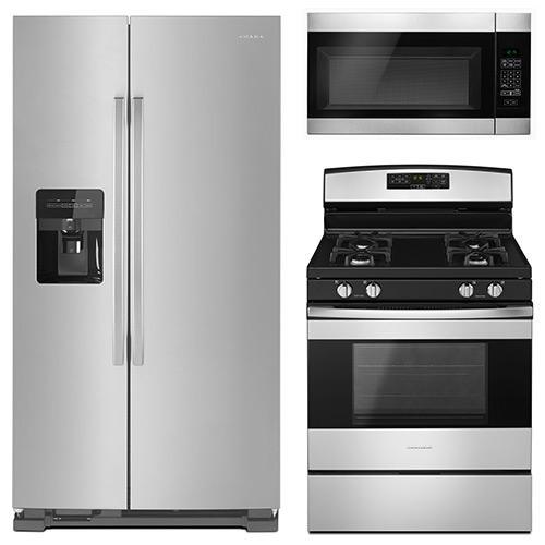 Kitchen Suite: Amana® 3-piece Kitchen Suite At Menards®
