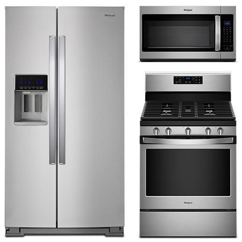 Kitchen Suite: Whirlpool® 3-piece Kitchen Suite At Menards®