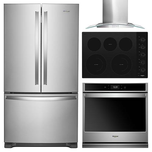 Kitchen Suite: Whirlpool® 4-piece Kitchen Suite At Menards®