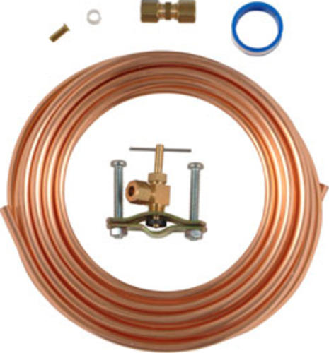 Whirlpool® 15' Copper Ice Maker Hook-Up Kit at Menards®