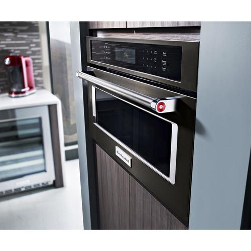 KitchenAid® 1.4 cu ft Built-In Convection Microwave at Menards®