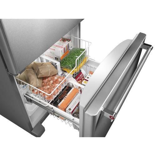 KitchenAid® 18.7 cu ft Bottom-Freezer Refrigerator at Menards®