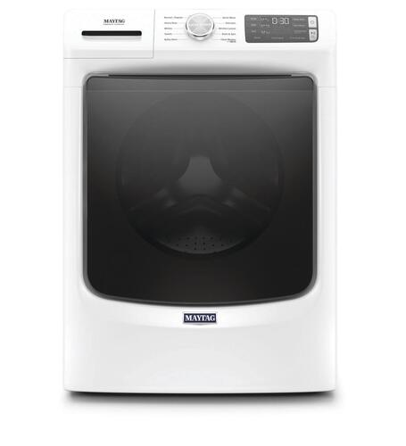 Maytag 4 5 Cu Ft Front Load Steam Washer At Menards