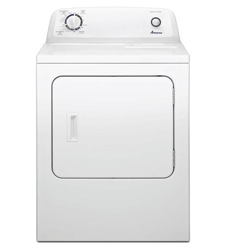 Amana 6 5 Cu Ft Gas Dryer At Menards