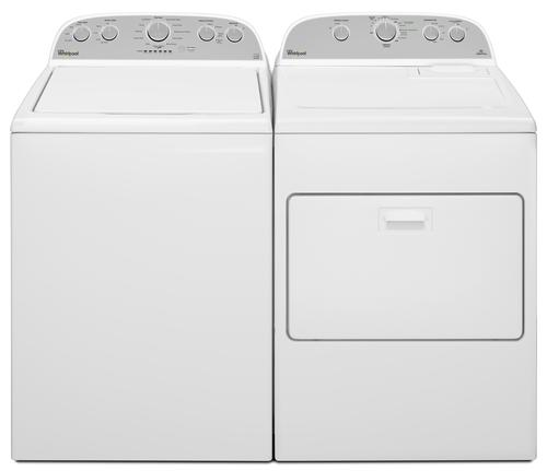 Whirlpool 4 3 Cu Ft Top Load Washer At Menards