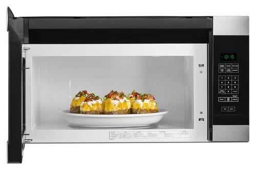 Over The Range Microwave At Menards