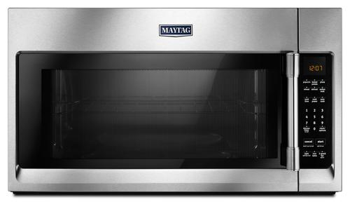 Maytag 2 0 Cu Ft Over The Range Microwave