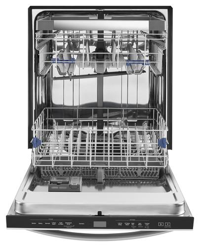 Whirlpool 6 Cycle Built In Dishwasher At Menards