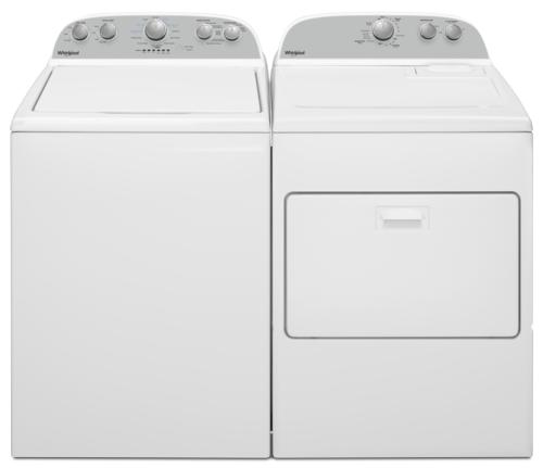 Whirlpool 3 8 Cu Ft Top Load Washer At Menards
