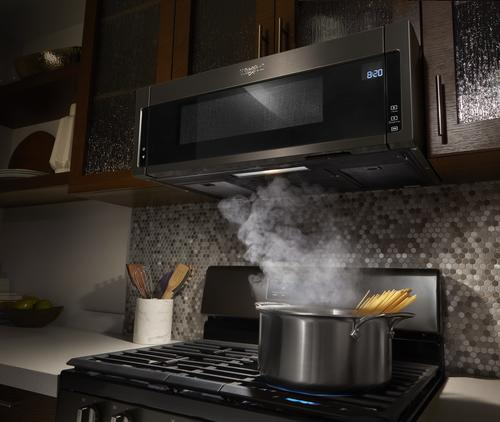 1 Cu Ft Over The Range Microwave At