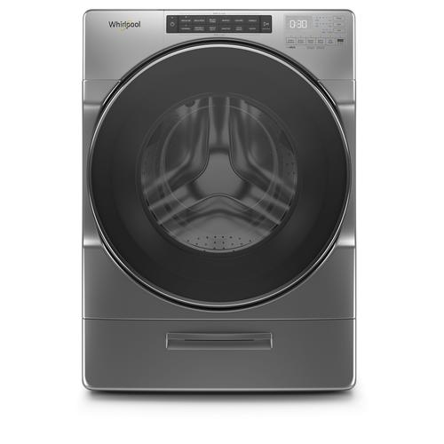 Whirlpool 4 5 Cu Ft Front Load Steam Washer At Menards