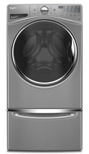 Whirlpool 174 4 5 Cu Ft Front Load Steam Washer At Menards 174