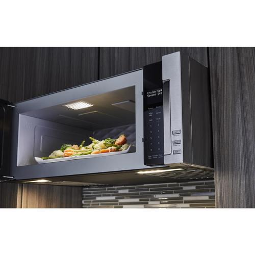 KitchenAid® 1.1 cu ft Over-the-Range Microwave at Menards®