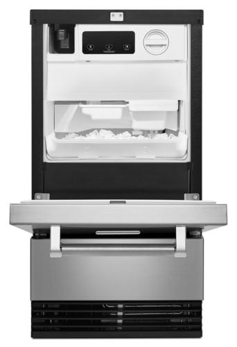 Kitchenaid 18 Automatic Ice Maker At Menards